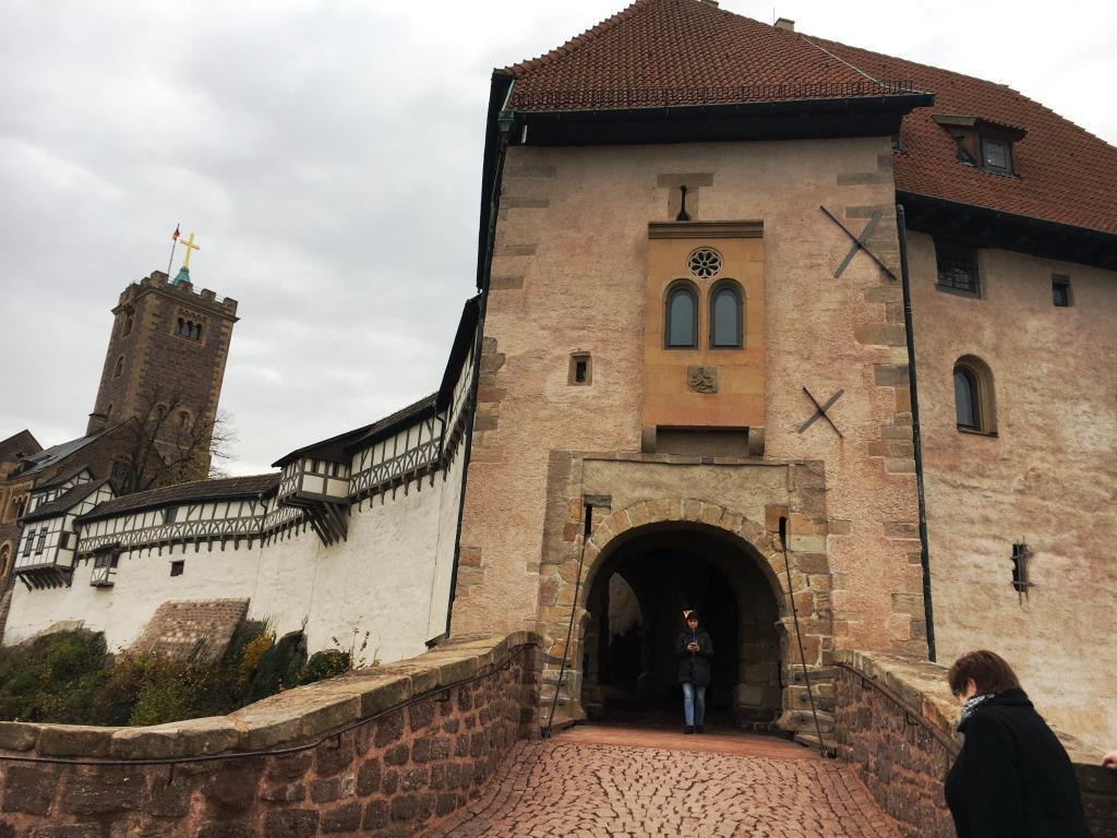 """Geschichtsreise """"Wartburg"""" Eisenach Reise nst"""